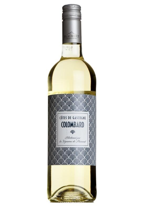 2019 Colombard, Plaimont, Vin de Pays des Côtes de Gascogne