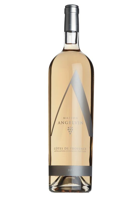 2019 Rosé de Provence, Maison Angelvin (Magnum)