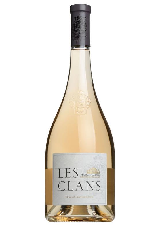 2018 Les Clans, Château d'Esclans