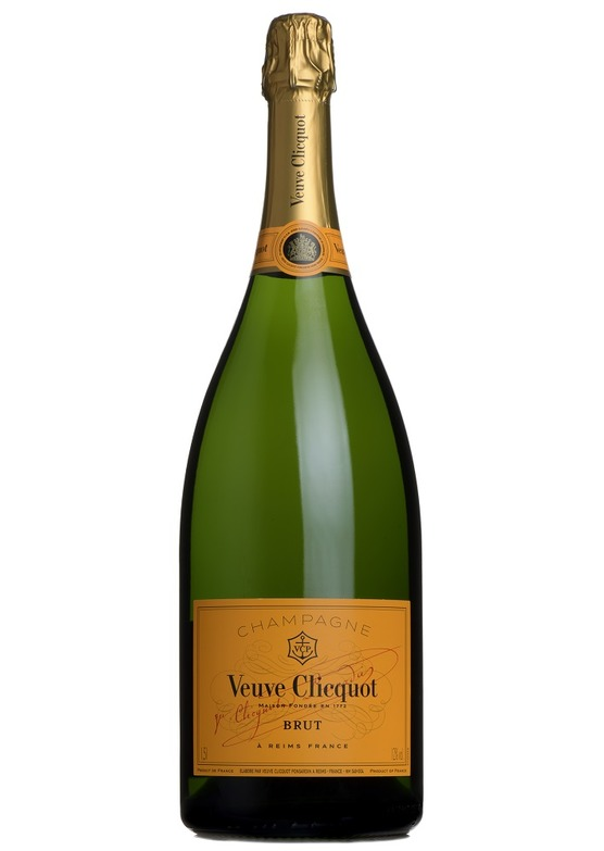 Yellow Label Brut, Veuve Clicquot, Champagne (magnum)