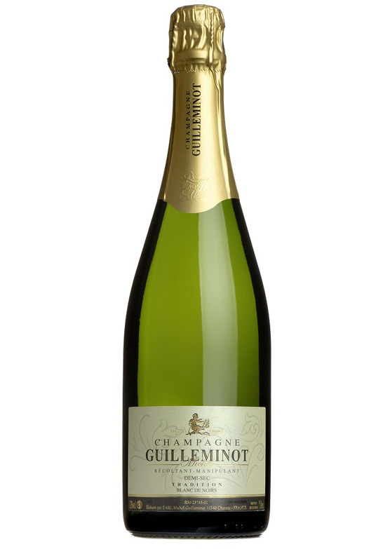 Demi-Sec, Champagne Michel Guilleminot