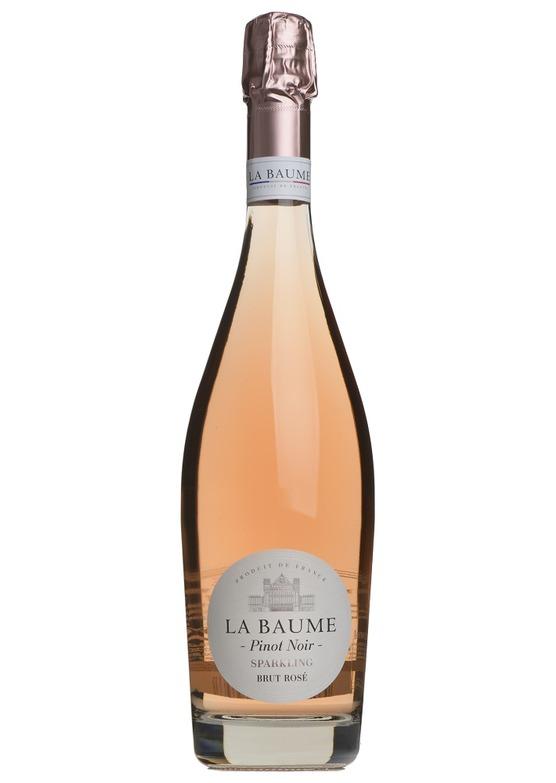 Brut Rosé, Domaine de La Baume