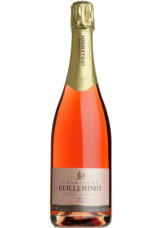 Brut Rosé, Champagne Michel Guilleminot