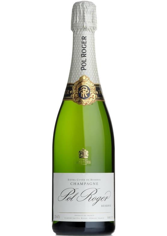 Extra Cuvée de Rèserve, Pol Roger, Champagne