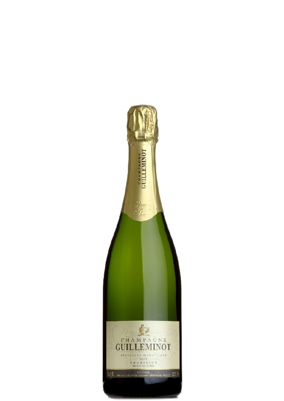 Brut Tradition, Champagne Michel Guilleminot (half)