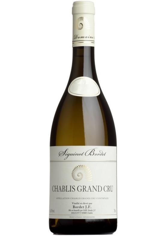 2015 Chablis Grand Cru Bougros, Domaine Séguinot-Bordet, Chablis