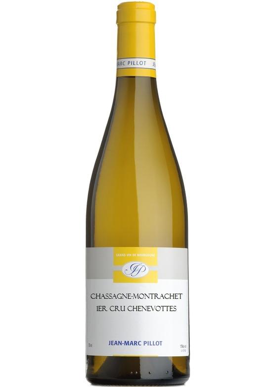 2017 Chassagne-Montrachet 1er Cru Les Chenevottes, Domaine Jean-Marc Pillot