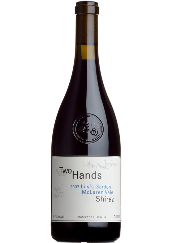 2008 Lily's Garden Shiraz, Two Hands, McLaren Vale