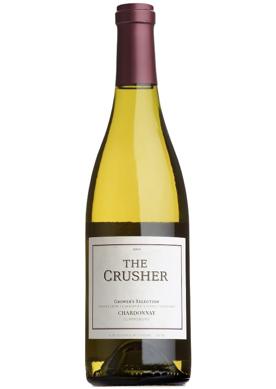 2016 Chardonnay, The Crusher, Clarksburg