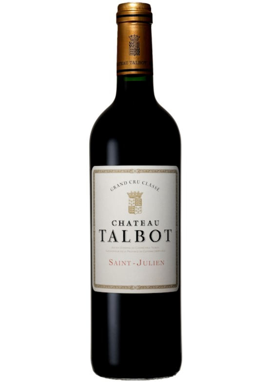 2016 Château Talbot, 4ème Cru St Julien