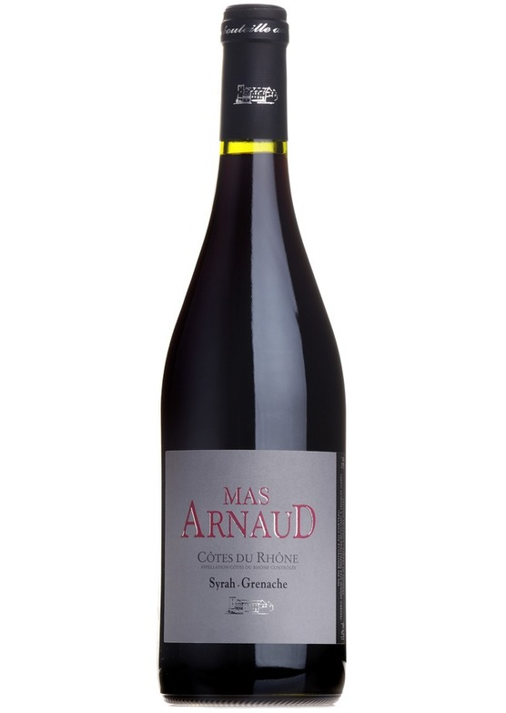 2016 Côtes du Rhône, Mas Arnaud