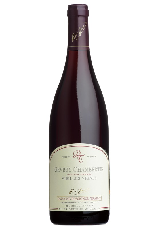 2014 Gevrey-Chambertin Vieilles Vignes, Rossignol-Trapet, Burgundy, France