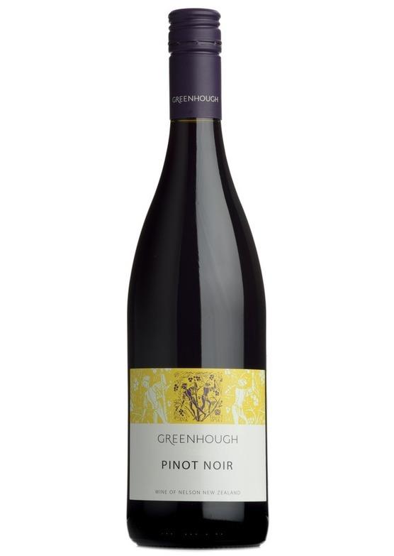 2016 Pinot Noir, Greenhough, Nelson