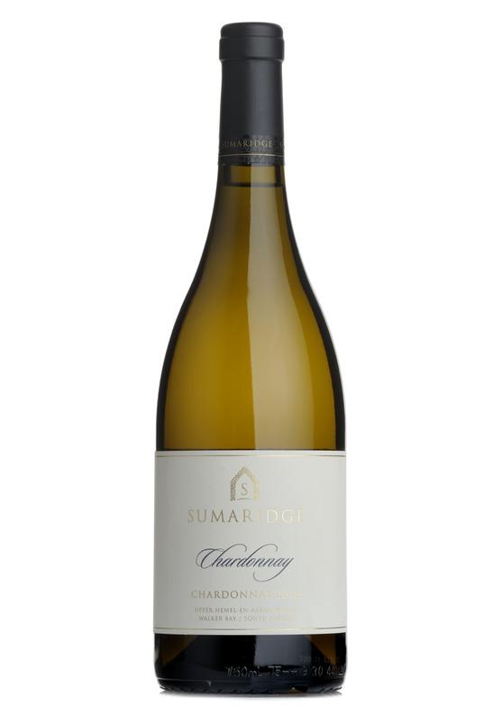 2017 Chardonnay, Sumaridge Estate, Upper Hemel-en-Aarde