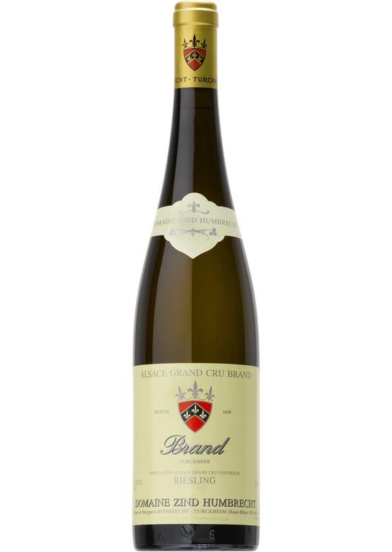 2015 Brand Riesling Grand Cru, Zind Humbrecht, Alsace