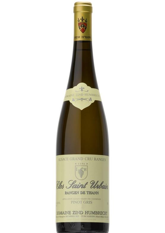 2015 Rangen Pinot Gris, Zind Humbrecht, Alsace, France