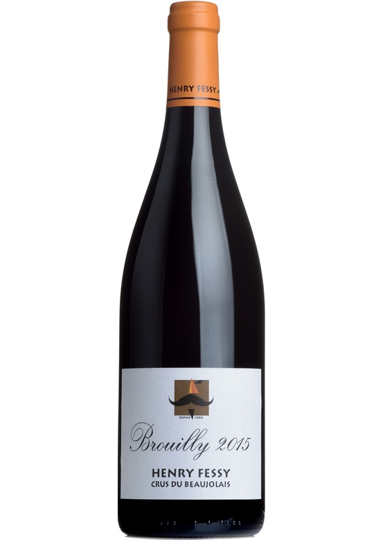 2016 Brouilly, Henry Fessy