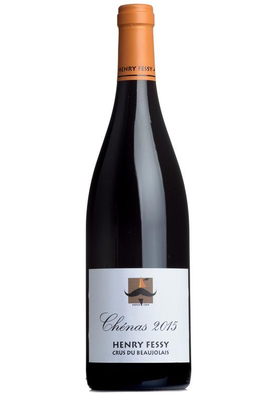 2015 Chénas, Henry Fessy, Beaujolais
