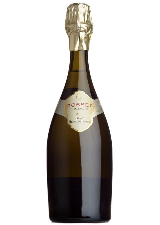 Gosset Grand Blanc de Blancs Brut, Champagne