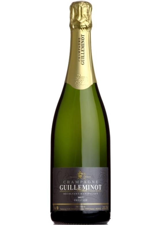 Brut Cuvée Prestige 'Blanc de Noirs', Michel Guilleminot, Champagne