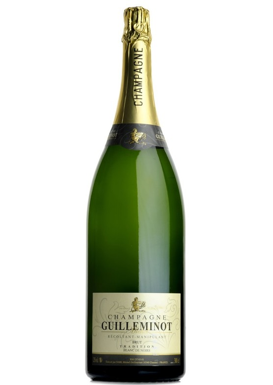 DOUBLE MAGNUM of Brut Tradition, Champagne Michel Guilleminot