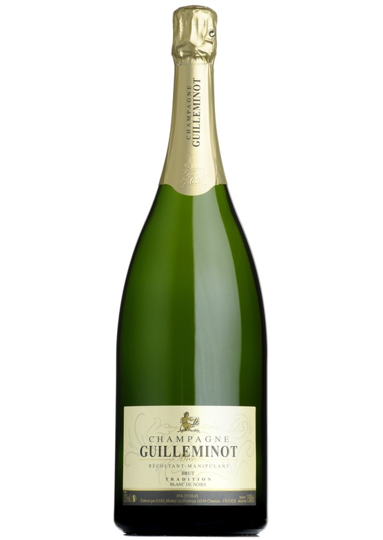 Brut Tradition, Champagne Michel Guilleminot (magnum)