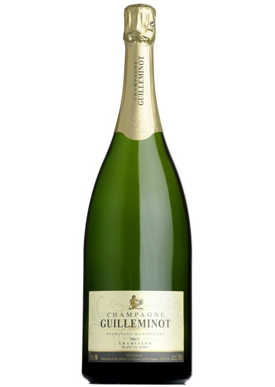 Brut Tradition 'Blanc de Noirs', Michel Guilleminot, Champagne (magnum)