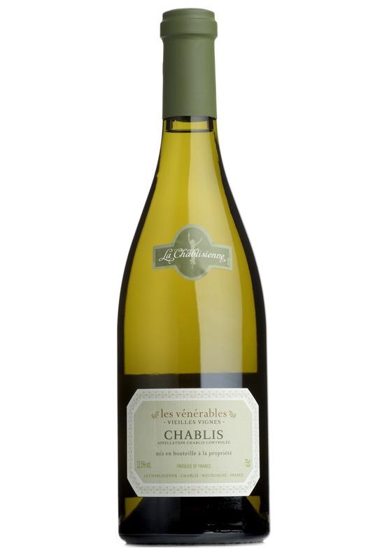 2015 Chablis, Vieilles Vignes 'Les Venerables' la Chablisienne
