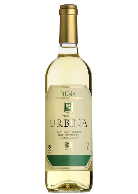 2018 Rioja Blanco, Bodegas Urbina