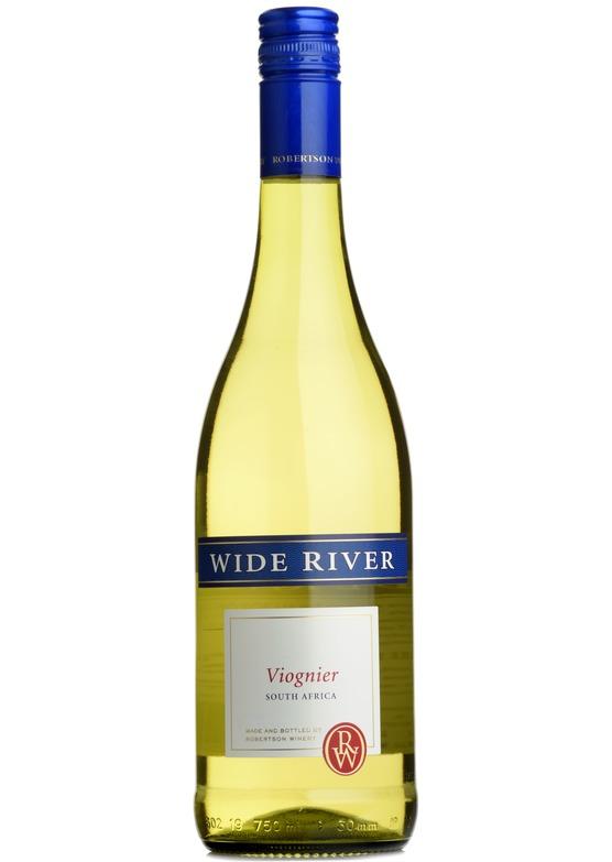 2016 Viognier, Wide River, Robertson
