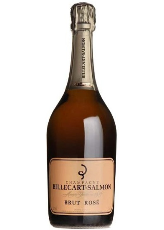 Brut Rosé, Billecart-Salmon, Champagne (Half)