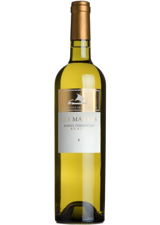 The Spectator | 2015 Les Mattes Blanc, Vignes des Deux Soleils, Languedoc