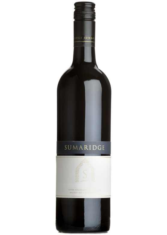 2015 Merlot, Sumaridge, Walker Bay