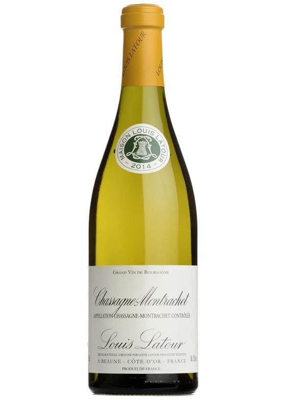2014 Chassagne Montrachet 1er Cru Caillerets Louis Latour