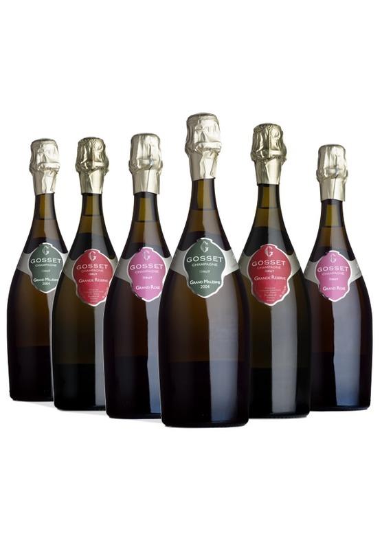 Gosset Champagne Taster Case
