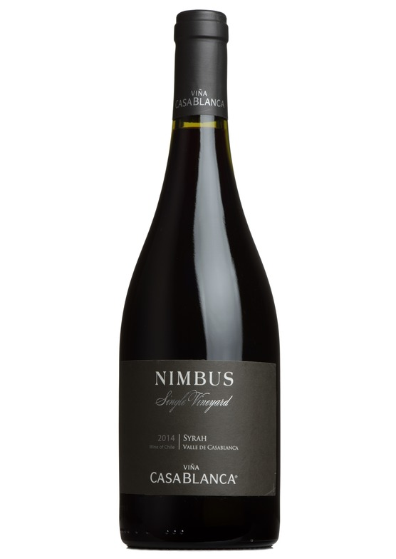 2014 Nimbus Single Vineyard Syrah, Viña Casablanca