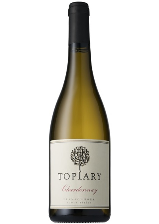 2015 Chardonnay, Topiary, Franschhoek