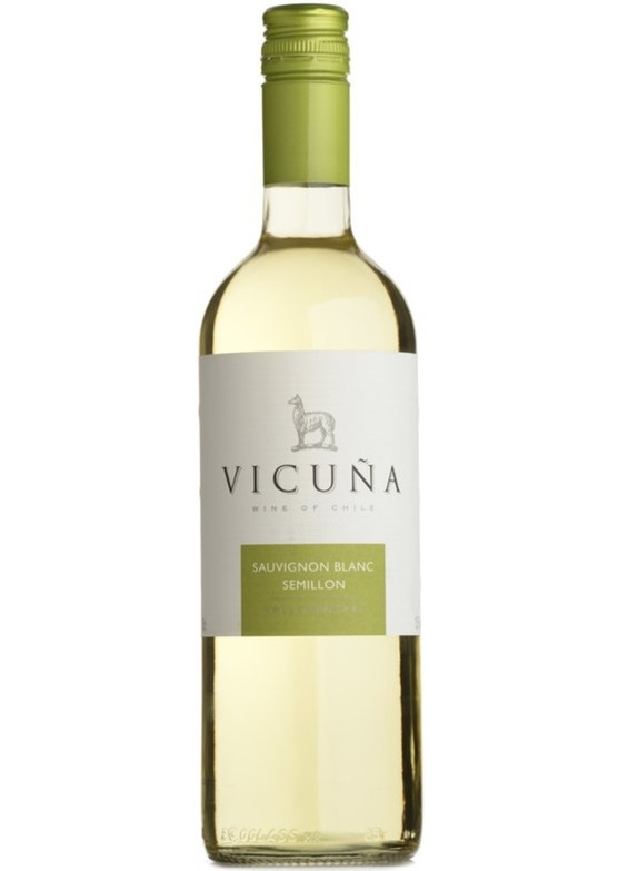 2018 Sauvignon Blanc/Semillon, Vicuna, Central Valley