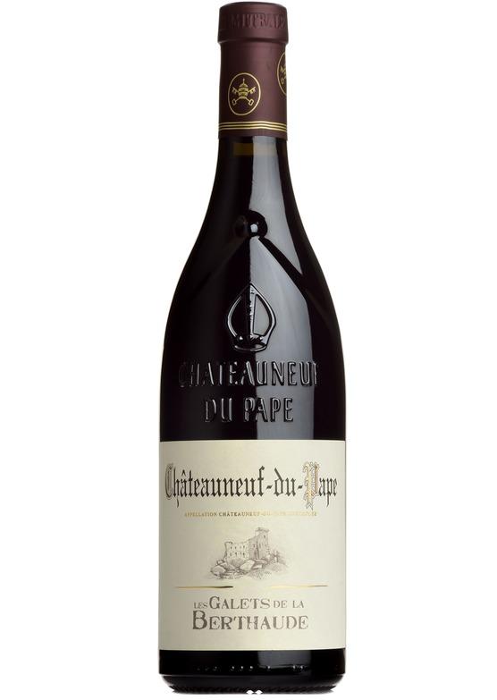 2018 Chateauneuf-Du-Pape, Les Galets de La Berthaude