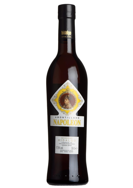 Amontillado Seco Napoleon, Bodegas Hidalgo (50cl)