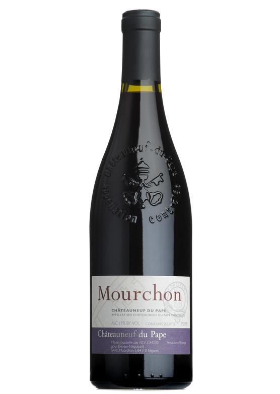 2018 Chateauneuf-Du-Pape, Domaine de Mourchon