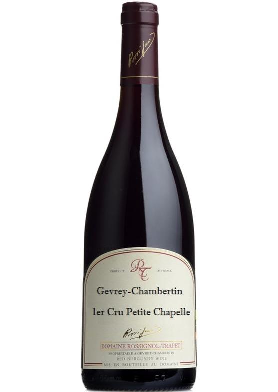 2014 Gevrey-Chambertin 1er Cru Petite Chapelle, Domaine Rossignol-Trapet