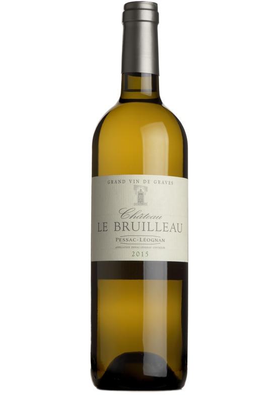 2015 Château Le Bruilleau Blanc, Pessac-Leognan, Bordeaux