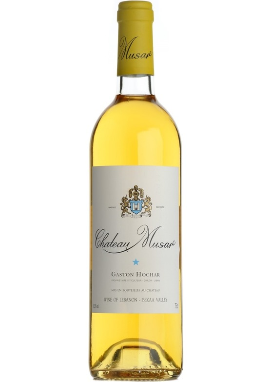 Chateau Musar Blanc, Bekaa Valley 2012