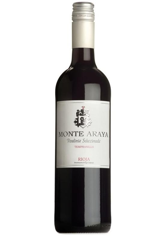 2016 Rioja Semi-Crianza, Monte Araya