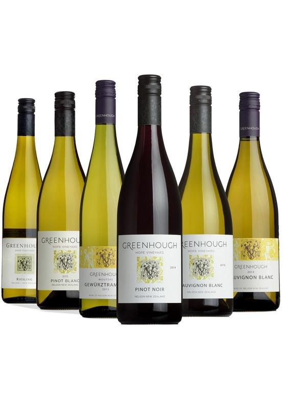 Producer Focus: Greenhough Mixed Wine Case | Mr.Wheeler Wine