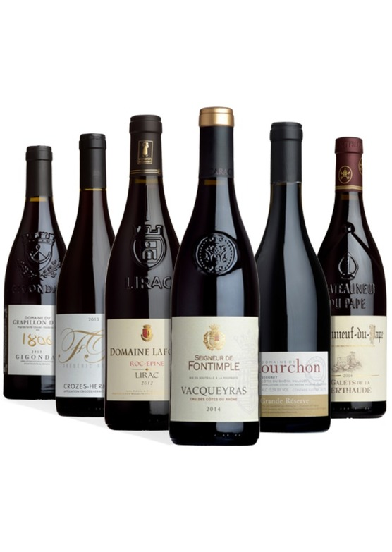 The Rhône's Finest