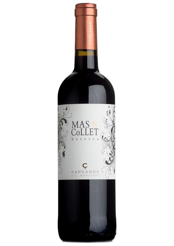 2016 Mas Collet, Celler de Capcanes, Monsant