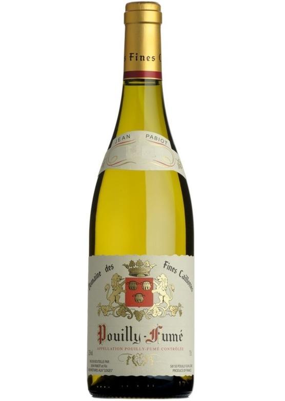 2018 Pouilly-Fumé, Domaine Des Fines Caillottes, Jean Pabiot et Fils