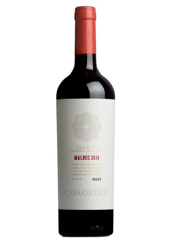 2014 Vineyard Selection Malbec, Casa de Uco
